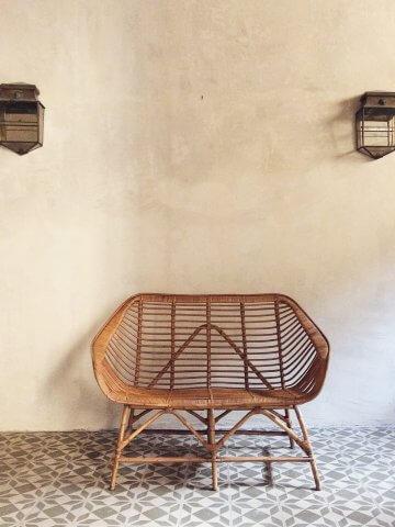 atelier vime emerald rattan pair of armchairs janine abraham. Black Bedroom Furniture Sets. Home Design Ideas