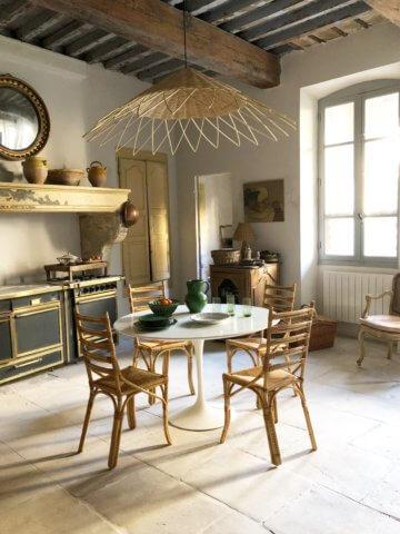 atelier vime armoire en marqueterie de rotin. Black Bedroom Furniture Sets. Home Design Ideas