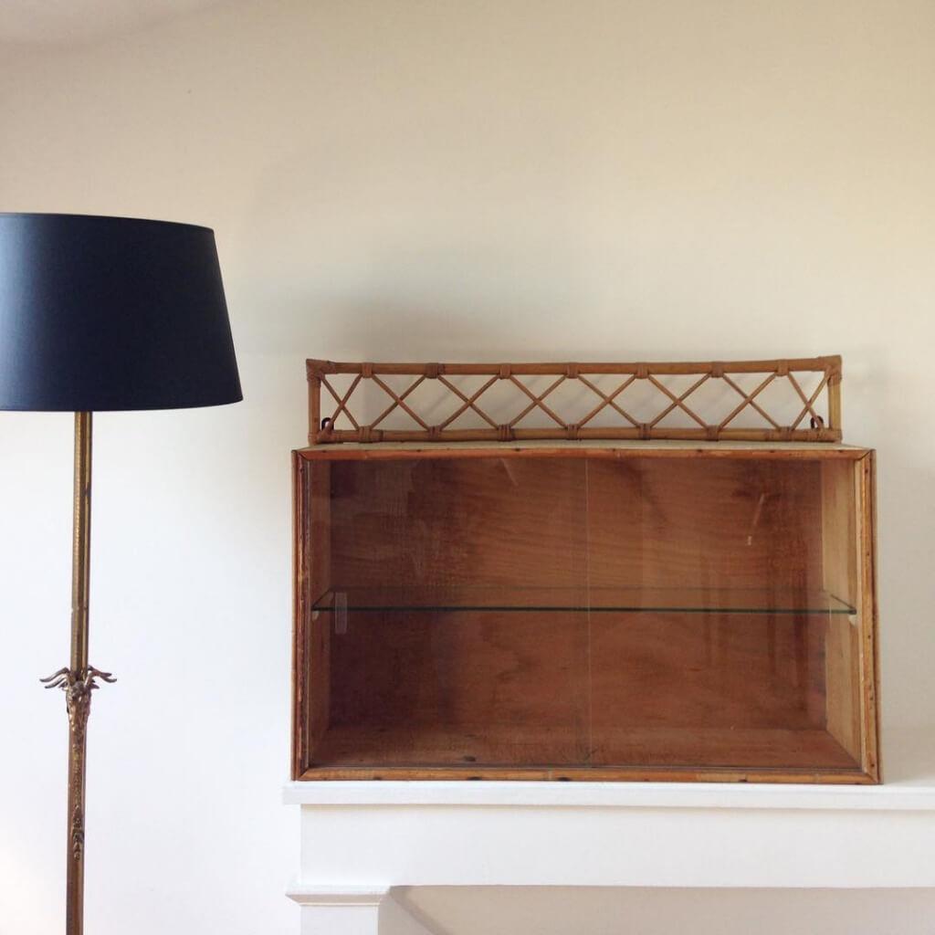 atelier vime etag re vitr e en rotin audoux minet. Black Bedroom Furniture Sets. Home Design Ideas